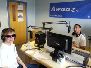 David Shervill at Awaaz Radio on the Danny Sunder Show