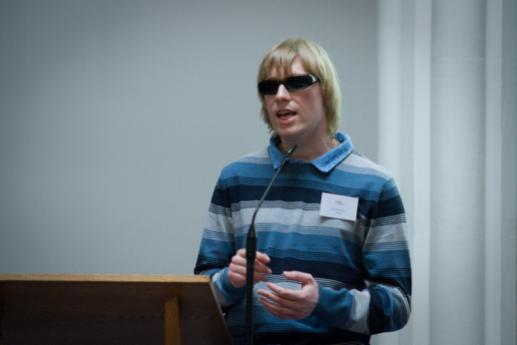 David Shervill graduation speech -  School for Social Entrepreneurs