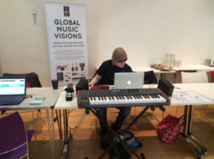 Global Music Visions attend HULON group launch