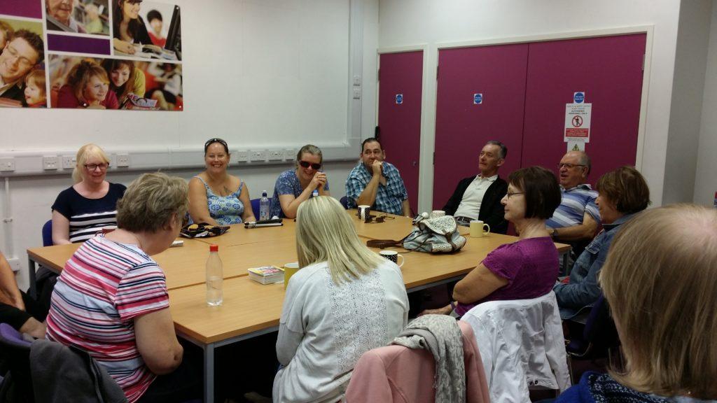 Solent Active VI Group Meeting